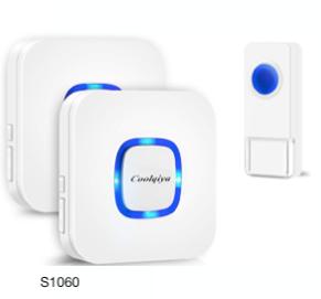 Wireless Flashing Doorbell