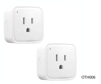 2 Smart Plugs