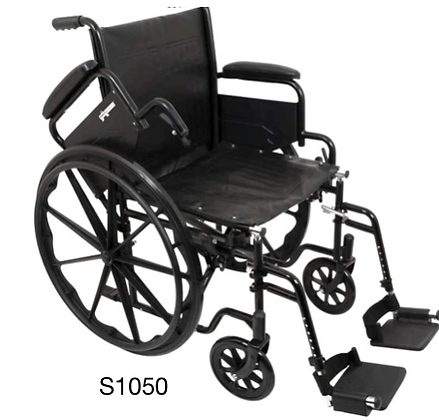 Recycled Manual Wheelchair