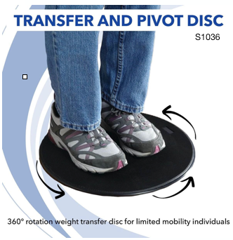 Transfer and Pivot Disc