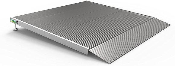 "3.25"" - 5.75"" Aluminum Threshold Ramp"