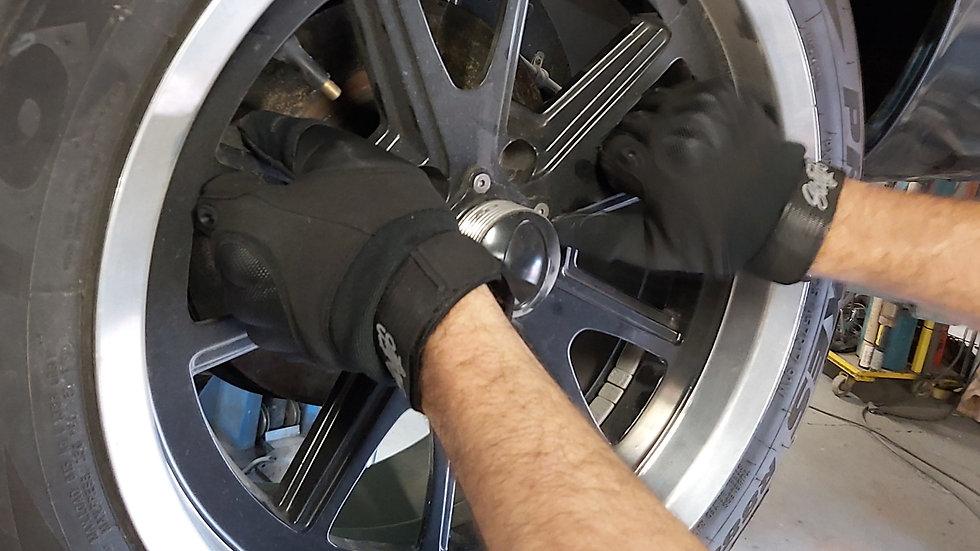 Sixty6 Mechanics Gloves