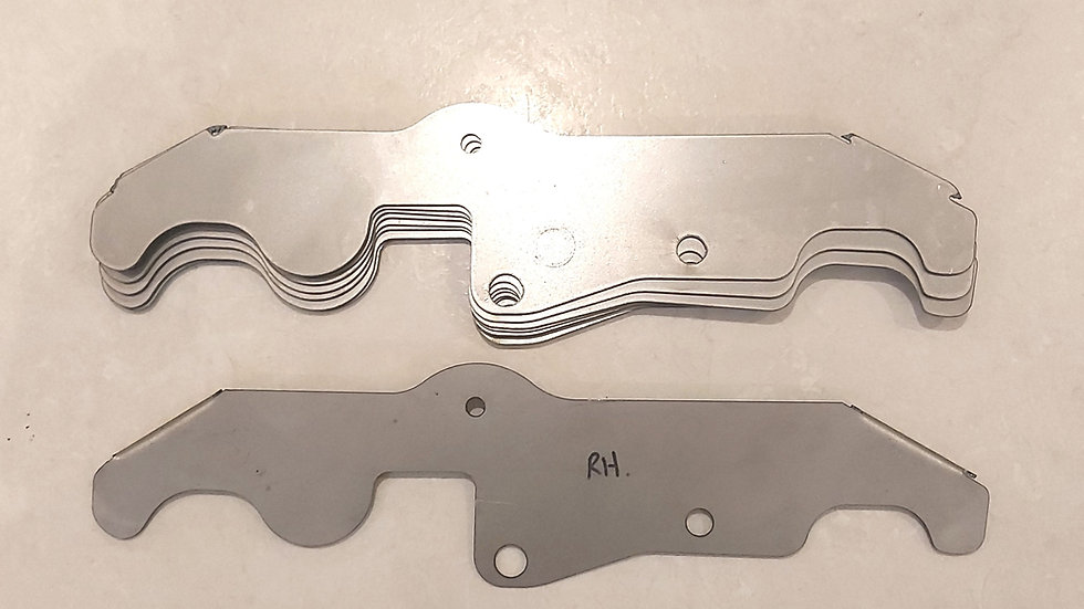 Nissan S13 RHS turret top replacement panel