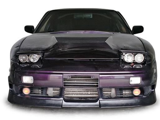 S13 Kouki Polyurethane Front Lips