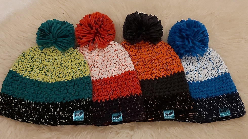 #Sixty6 Woolly Hat