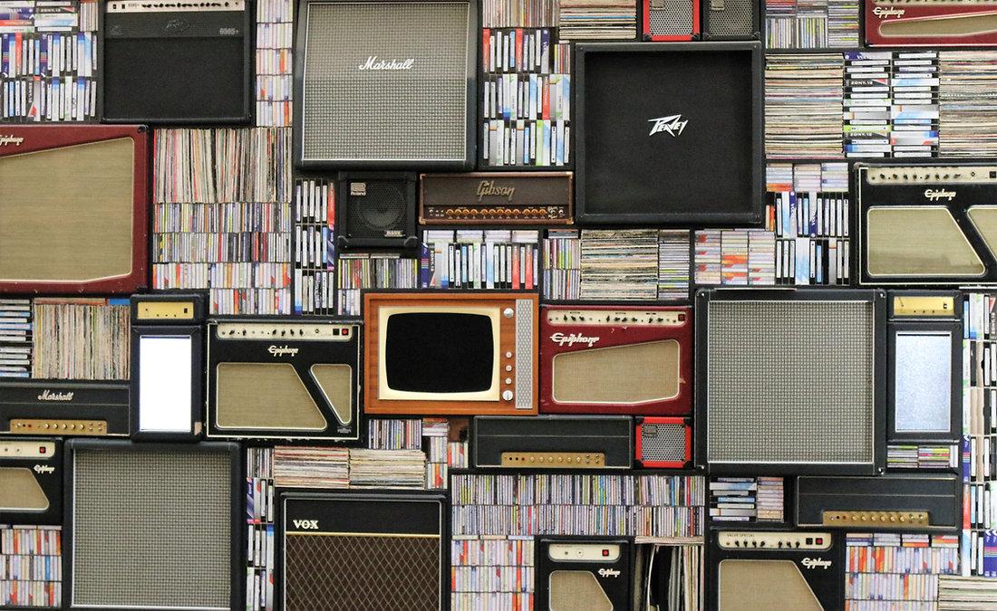 Vintage højttalere
