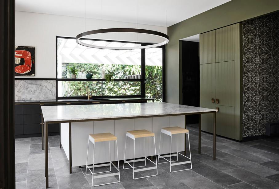 Milford kitchen