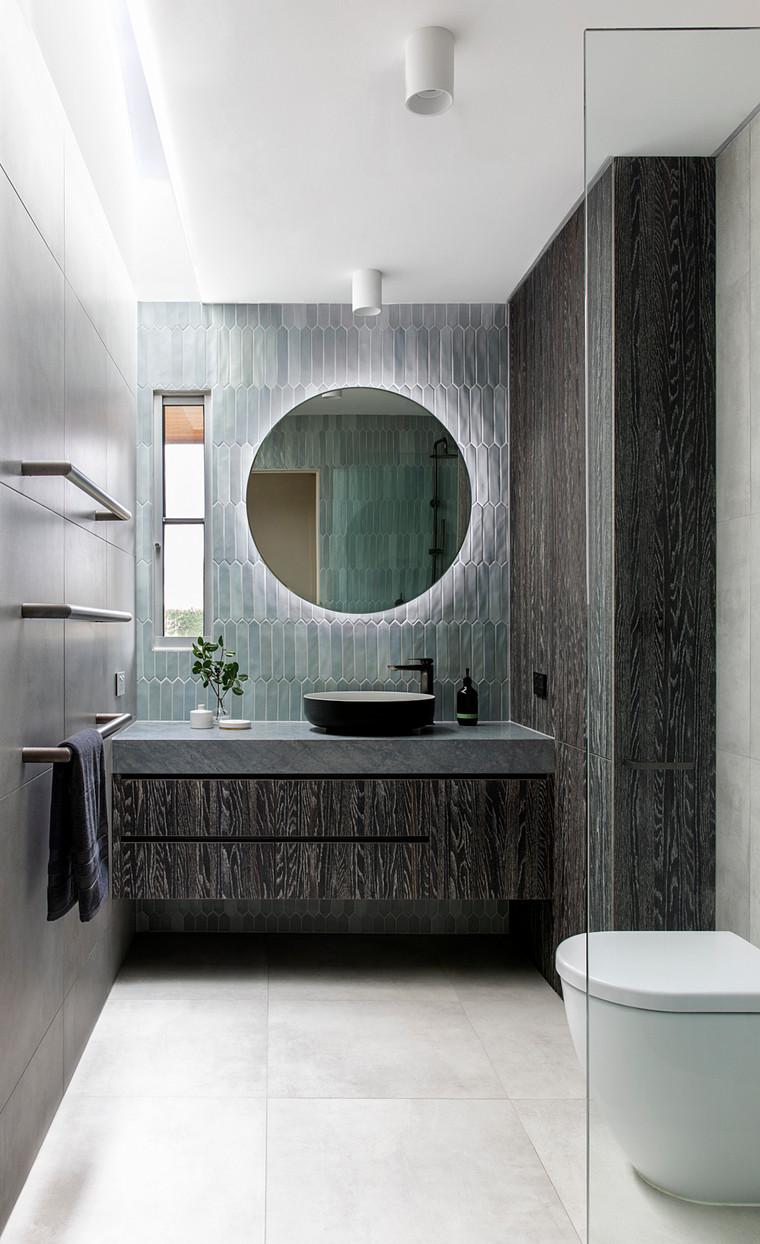 Hawthorn house bathroom