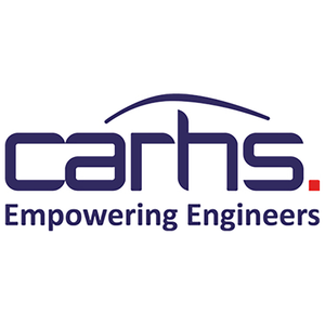 carhs SafetyExpo logo to be held in Würzburg, Germany from September 1-3, 2020.