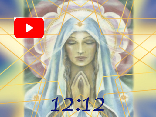 Mother Mary Message and Meditation for 12/12