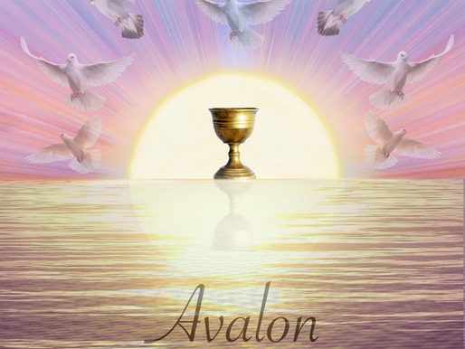 The Sacred Isle of Avalon is calling you