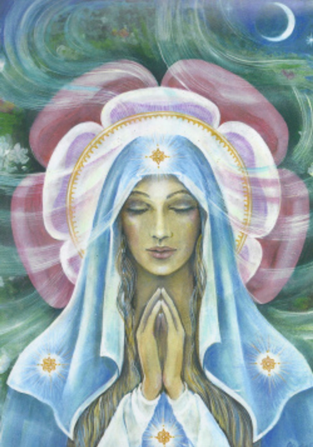 mother mary good