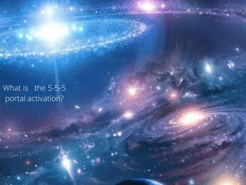 5-5-5-Stargate Portal DNA Activation