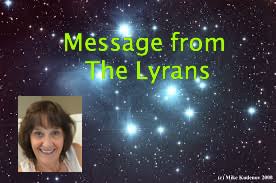 Message from the Collective of Lyra