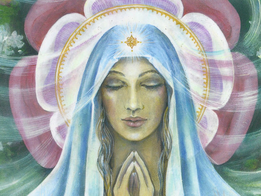 Has your well run dry? Have you given away all your precious water? Mother Mary speaks to Lightworke