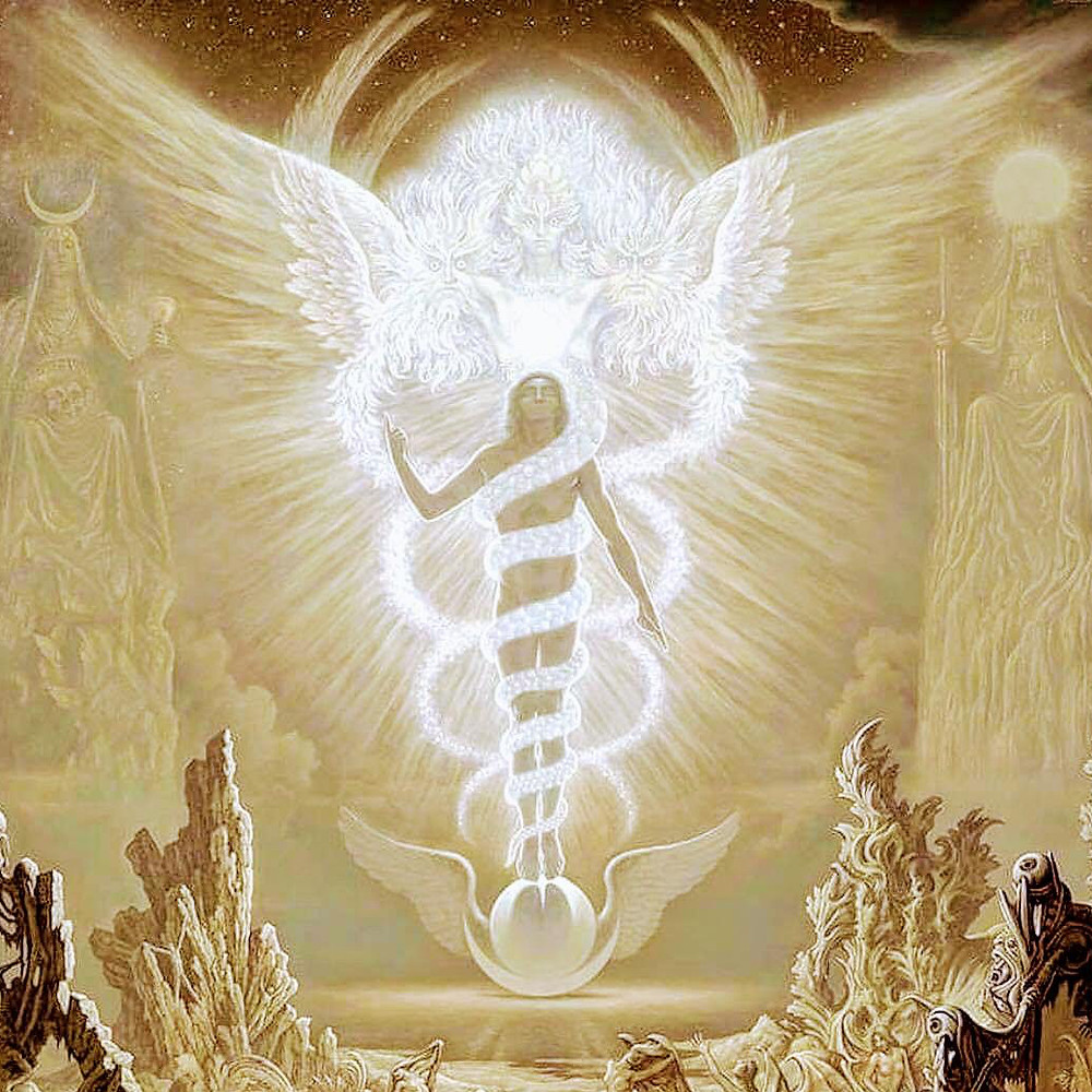 ascended jesus