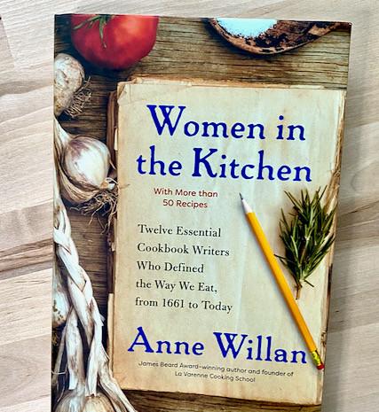 Women in the Kitchen by Anne Willan