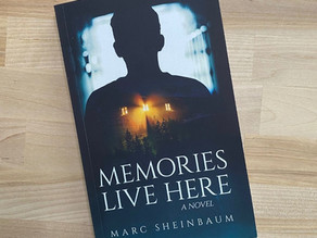 Memories Live Here by Marc Sheinbaum
