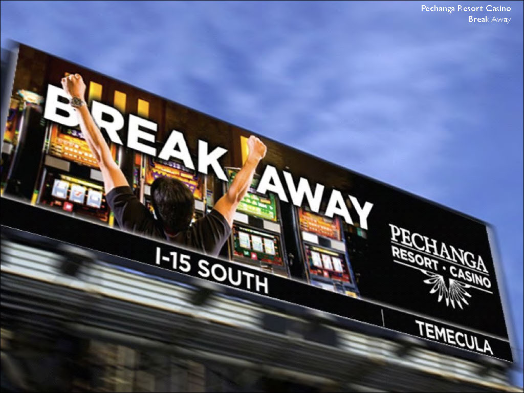 Pechanga Billboard 2