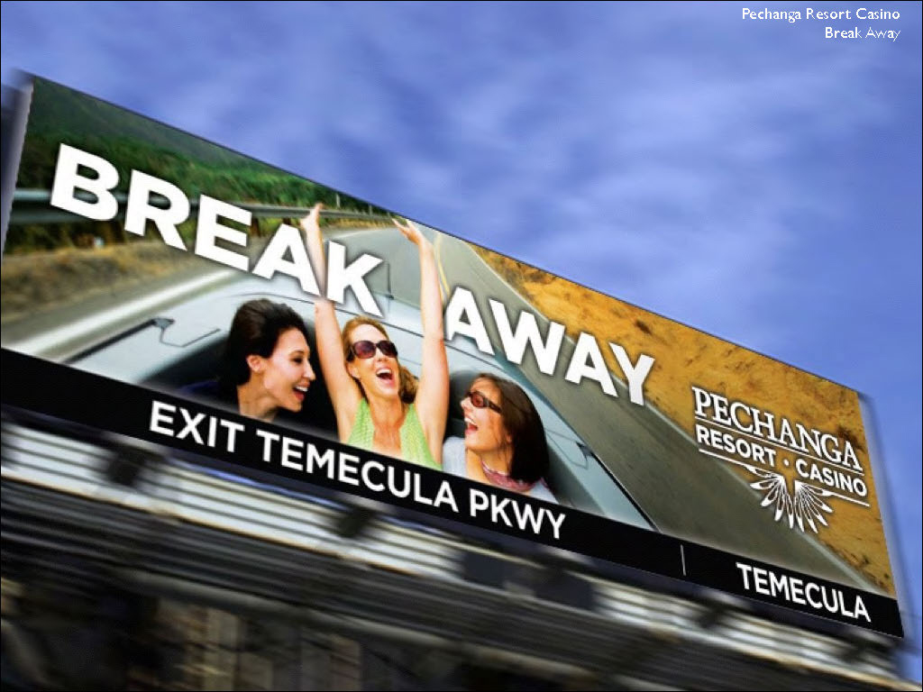 Pechanga Billboard