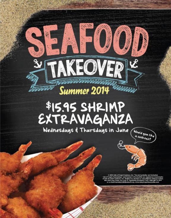 Isle Seafood Ad