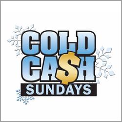 Cold Cash Sunday