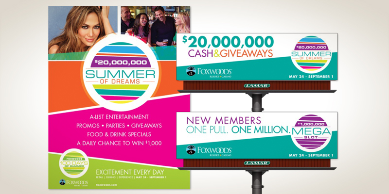 Foxwoods Campaign Web