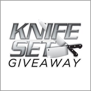 Knife Set Giveaway