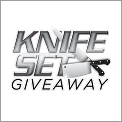 Knife Set Giveaway
