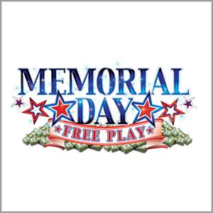 Memorial Day Free Play