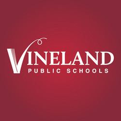 Vineland_Public_Schools_Logo On Red
