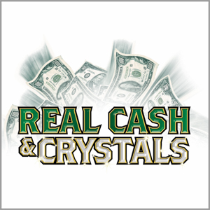 Real Cash Crystals