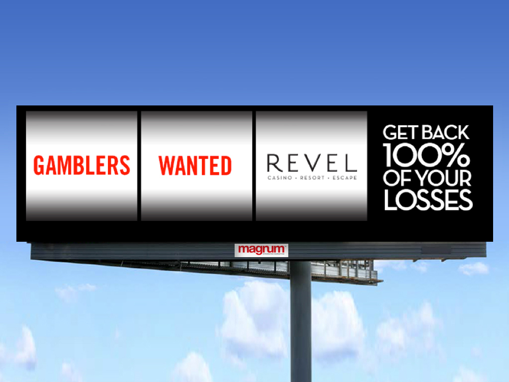 Revel Billboard
