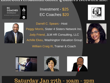 Important Business Valuation Workshop This Weekend In Lanham, Maryland