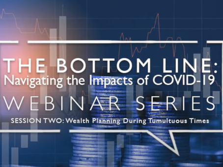 Business Valuation & Wealth Planning During The COVID-19 Pandemic