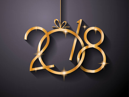 The Washington Valuation Group Wishes You a Very HAPPY NEW YEAR 2018!