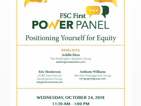Important Panel Discussion at FSC-FIRST