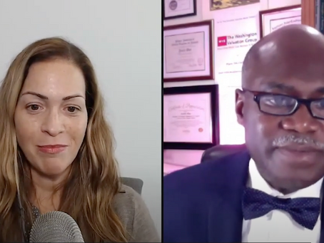My Conversation With Melissa Gragg on Her Business Valuation Podcast