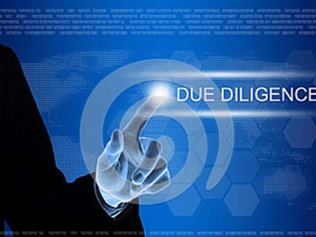 Can You Delegate Your Due Diligence?