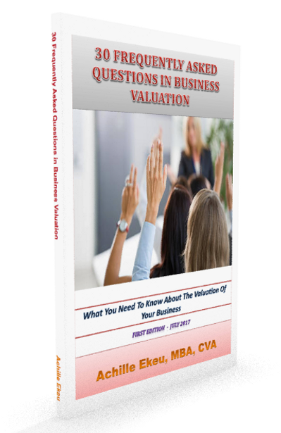Business Valuation eBook