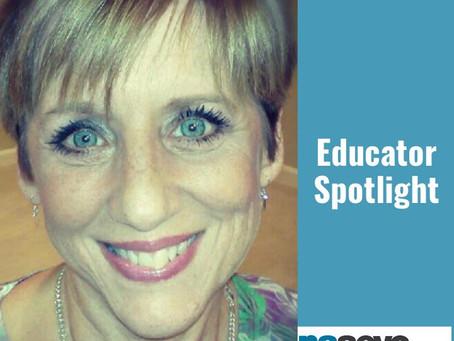 Educator Spotlight 2- Cheryl