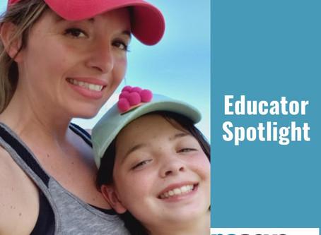 Educator Spotlight 5- Amanda