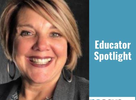 Educator Spotlight 1- Jamie
