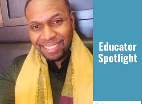 Educator Spotlight 6- Charles