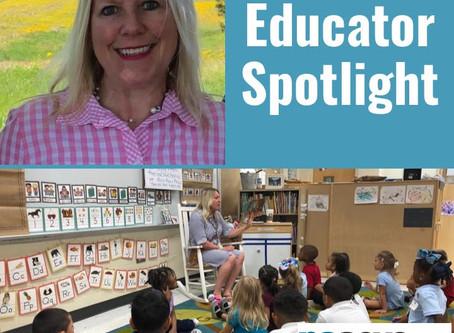 Educator Spotlight 3- Nancy