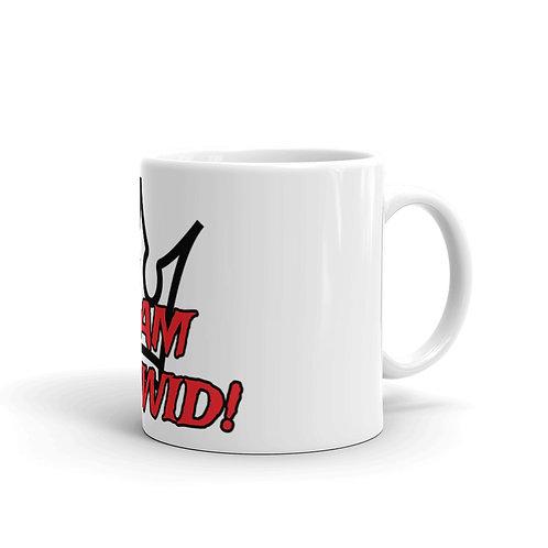 2021 TEAM MIDWID! White Glossy Mug
