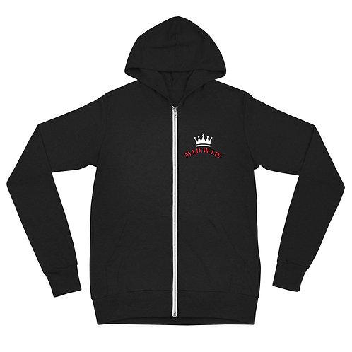 2021 M.I.D.W.I.D! Zip hoodie