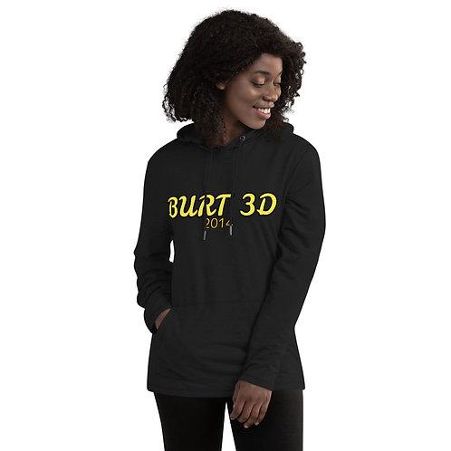 BURT 3D  Lightweight Hoodie