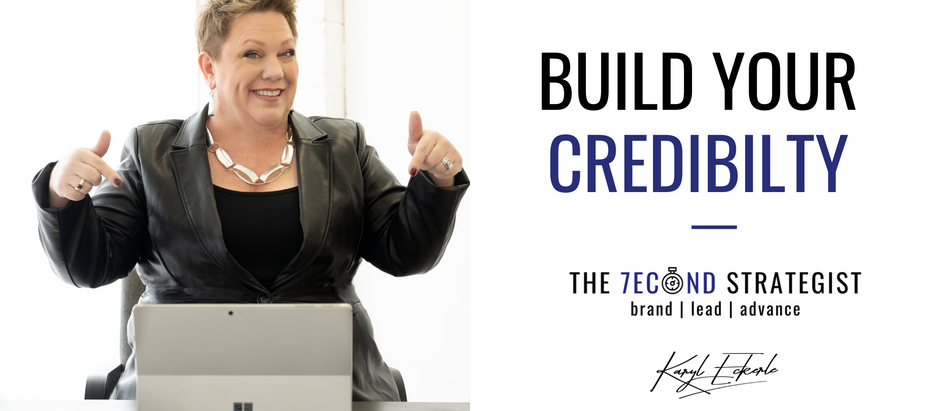 Image Impact®: Build Your Credibility with These 3 Tips