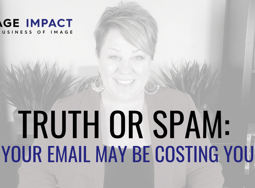 Truth or Spam: Your Email May be Costing You